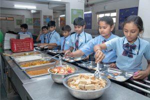 school canteen kadi mehsana