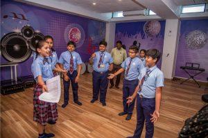 Drama Classes Bhavkunj CBSE School Kadi Mehsana