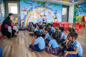 Pre Primary School Chrysalis Thinkroom Kadi Mehsana