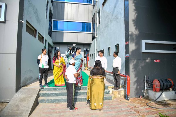 CBSE inspection bhavkunj school kadi mehsana